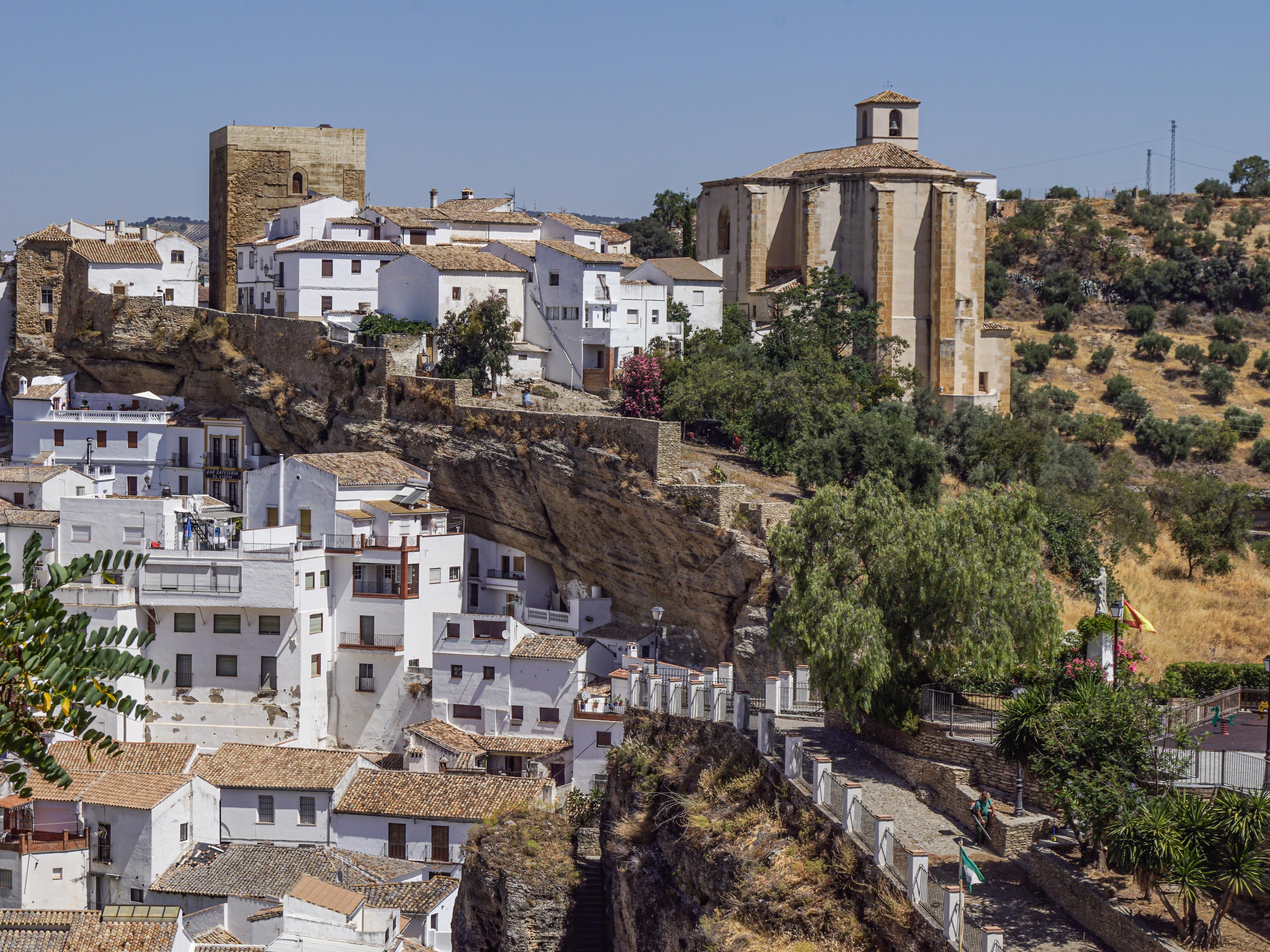 w Andaluzji