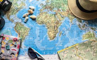 plany podróżnicze