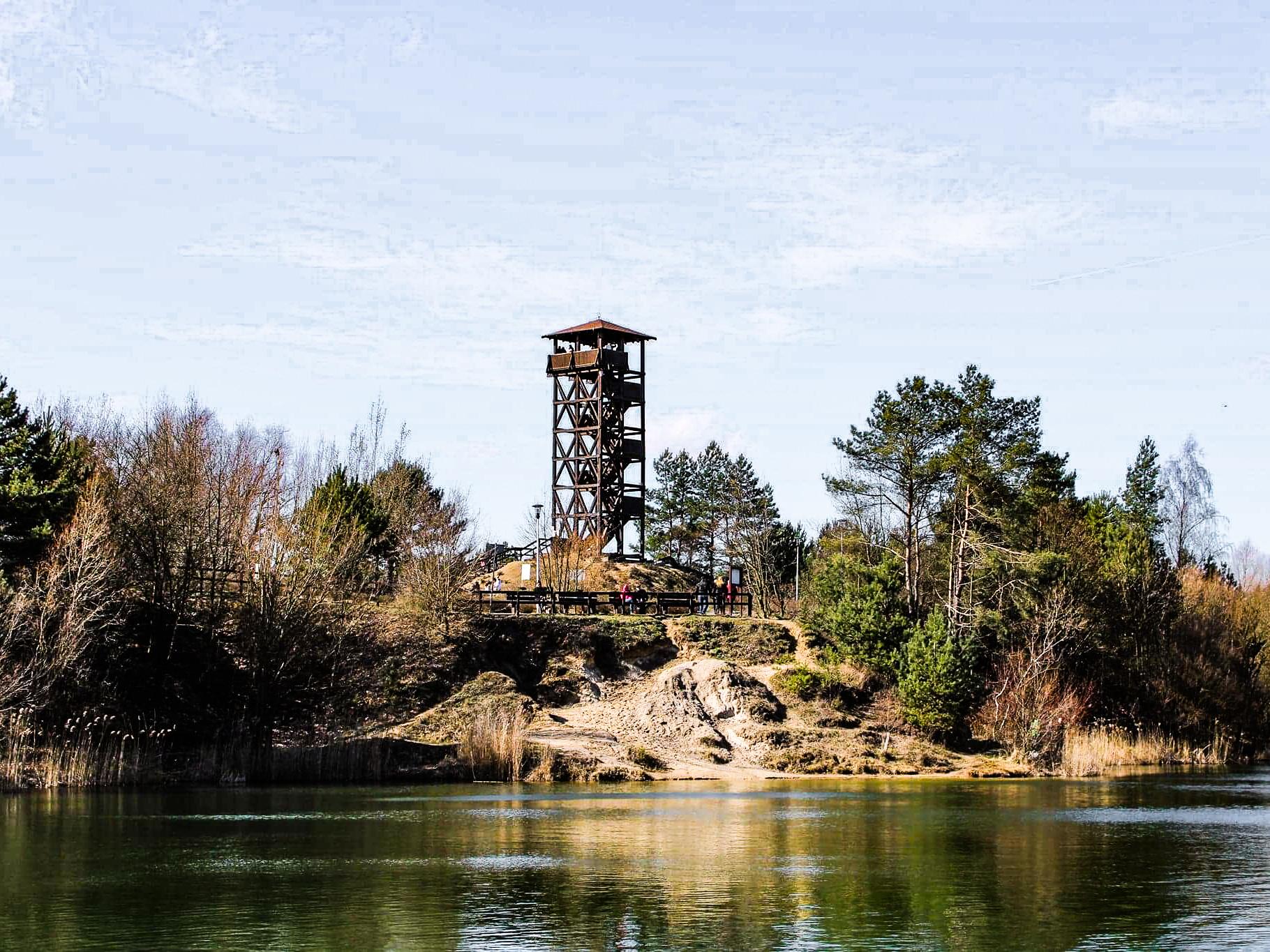 Wieża Widokowa w Mosinie