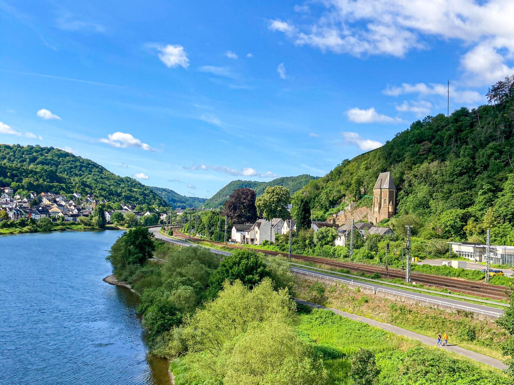 dolina rzeki Mosel